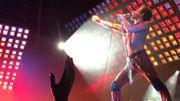 "Rami Malek à l'aise dans la peau de Freddie Mercury dans le biopic ""Bohemian Rhapsody"""