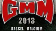 GMM 2013 - Une pluie de décibels sur la 18e édition du Graspop Metal Meeting à Dessel