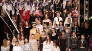 Les coulisses du défilé intimiste de Chanel à Paris