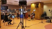 Les musiciens de l'OPRL offrent un concert virtuel en soutien au personnel soignant