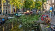 Amsterdam tombe doucement en ruine, la ville réagit après 5 ans de rapports alarmant d'experts