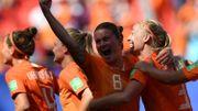 Les Néerlandaises écartent l'Italie pour aller en demi-finale