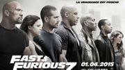 "Box-office mondial : ""Fast and Furious 7"" toujours dans la course"