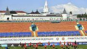 Pourquoi les Diables jouent contre la Biélorussie… dans le vieux stade de Kazan en Russie