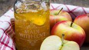 Recette de Candice : la gelée de pommes