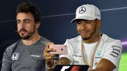 Alonso dans l'inconnu, Hamilton le taquine... et égratigne Honda