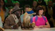 Les aventuriers Indiana Jones et Dora l'exploratrice dans Le Grand Cactus !