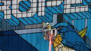 Le Street Art s'invite à l'Hydrion à Arlon dès ce 27octobre