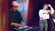 Bonus vidéo: Todiefor en session live