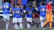 Les matches de la Sampdoria Gênes et du Genoa reportés après l'effondrement du pont