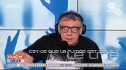 Fumée bleue pour la rentrée du live de Jean-Luc