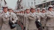 21 juillet 1975 : les femmes défilent pour la toute première fois pour la Fête nationale