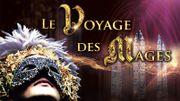 """""""Le voyage des mages"""" : le nouveau spectacle de Luc Petit..."""