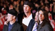 Red Hot Chili Peppers de retour après 4 ans d'absence