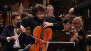 Superbe soirée de Finale à Bozar : la toute grande classe du violoncelle avec deux candidats français