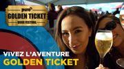 Golden Ticket au Dour Festival: le film d'une folle aventure