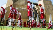 Les Echasseurs Namurois espèrent une reconnaissance au patrimoine de l'Unesco en 2020