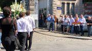 Les funérailles de Robert Waseige ont eu lieu ce matin à Liège