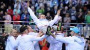 La Biélorussie première finaliste de la Fed Cup