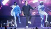 Des dizaines de jeunes campent devant le Sportpaleis avant un concert de Justin Bieber