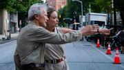 Clint Eastwood et Olivia Wilde