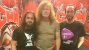 Dave Mustaine parle de son show radio