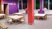 Une des salles de classes.