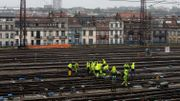 Travaux de signalisation Bruxelles-Midi: les travaux sont terminés, retour à la normale ce mardi