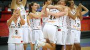 Belgian Cats: le basket feminin belge entre dans l'Histoire