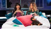 """Joëlle au lit avec Nolwenn Leroy ! : """" Je me dis qu'on devrait faire ça plus souvent !"""""""
