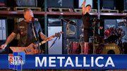 Metallica, le Cliff Burton Day, At The Gates, Cradle of Filth, ... on en parle en deuxième heure!