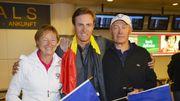 Les Olympiens vus par leurs proches: Nicolas Colsaerts et son papa