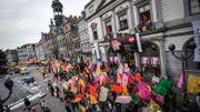 """Plus de mille personnes ont participé samedi à la """"Manif'idéale"""" de Mons 2015"""