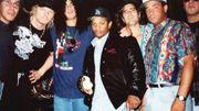Guns N Roses et les rappeurs de NWA