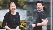 Stella Chen et Timothy Chooi, première et second lauréats du Concours Reine Elisabeth 2019