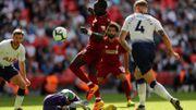 Liverpool trop fort pour les Belgian Spurs