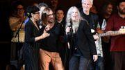 La prestation de Patti Smith et Iggy Pop pour la Tibet House