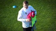 "Vanhaezebrouck : ""On manque de concurrence au niveau offensif"""