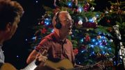 Un clip de Noël pour Clapton