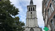 Namur: la rénovation de l'église Saint-Jean va débuter l'année prochaine et va durer 10 ans