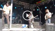 [Zapping 21] Un groupe de metal complètement ivre sur scène