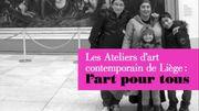 Le personnel licencié des Ateliers d'art contemporains à Liège veut sauver l'activité