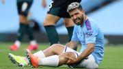 Sergio Agüero va se faire opérer jeudi à Barcelone