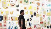 """""""My Secret Garden"""" au BAM : visite guidée avec Arne Quinze pour sa première rétrospective"""