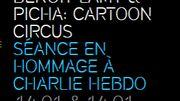 """Charlie Hebdo - Cinematek rend hommage aux victimes avec deux projections gratuites de """"Cartoon Circus"""""""