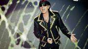 Scorpions en concert à Forest