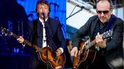 McCartney: une démo avec Costello