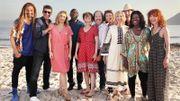 """Julie Gayet, Julie Depardieu, Philippe Katerine, Thierry Neuvic, ... À l'affiche de """"C'est quoi cette mamie?!"""""""