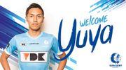 La Gantoise signe le Japonais Yuya Kubo