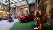 Le Centre Belge de la Bande Dessinée a attiré plus de 200.000 visiteurs en 2017